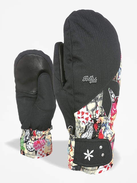 Level Handschuhe Bliss Sunshine Mitt Wmn (pk rainbow)