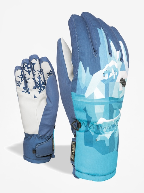 Level Handschuhe Bliss Coral Wmn (light blue)