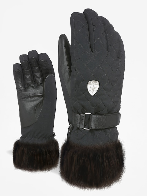 Level Gloves Chanelle Wmn (black)
