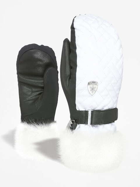 Level Handschuhe Chanelle Mitt Wmn (white)