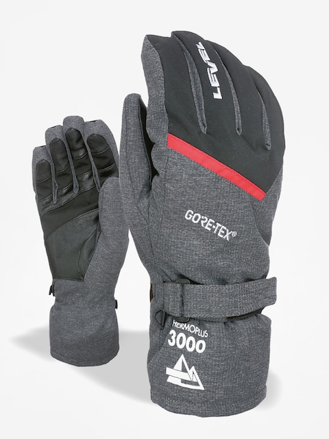 Level Gloves Evolution Gore Tex (anthracite)