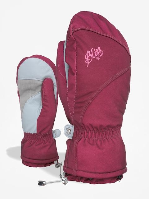 Level Gloves Bliss Mummies Mitt Wmn (bordoux)