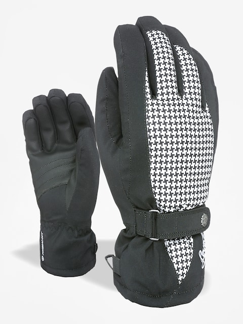 Level Handschuhe Hero Wmn (ninja black)