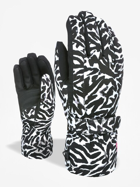 Level Gloves Hero Wmn (logos)