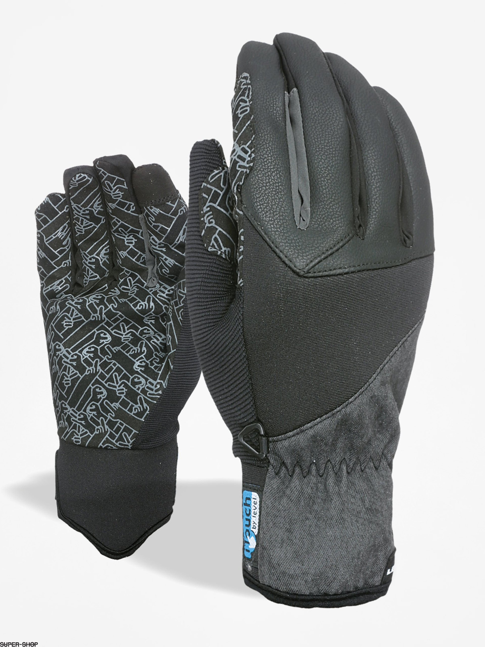 Level Gloves Line I Touch