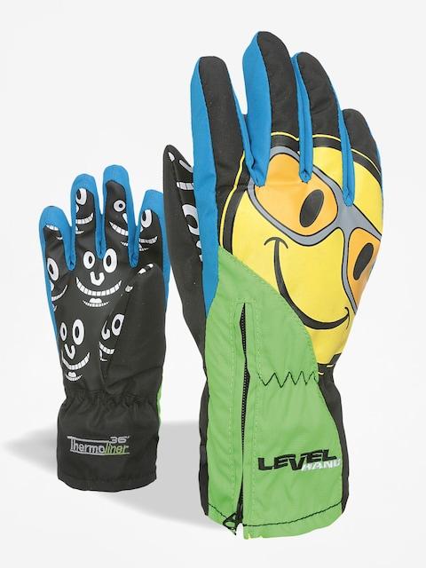 Level Gloves Lucky (ninja green)