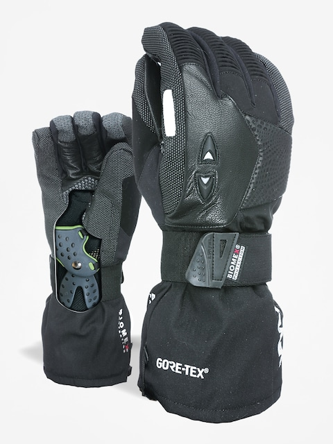 Level Gloves Super Pipe Gore Tex (black)