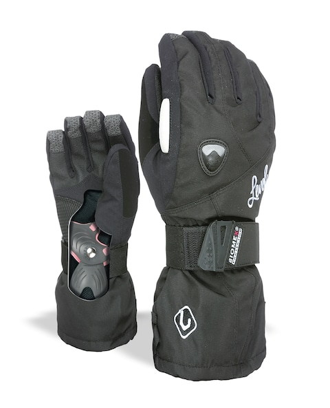 Level gloves Butterfly Wmn (black)