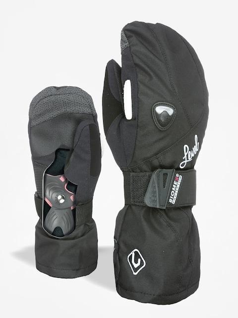 Level Handschuhe Butterfly Wmn (black)
