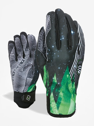 Level Web Gloves (forest)