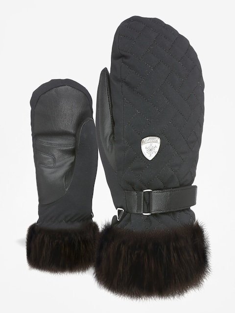 Level Handschuhe Chanelle Mitt Wmn (black)