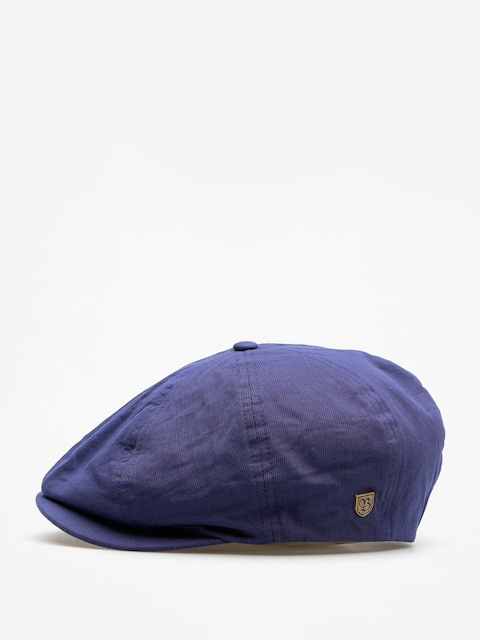 Brixton Flat cap Brood Snap ZD (midnight navy)