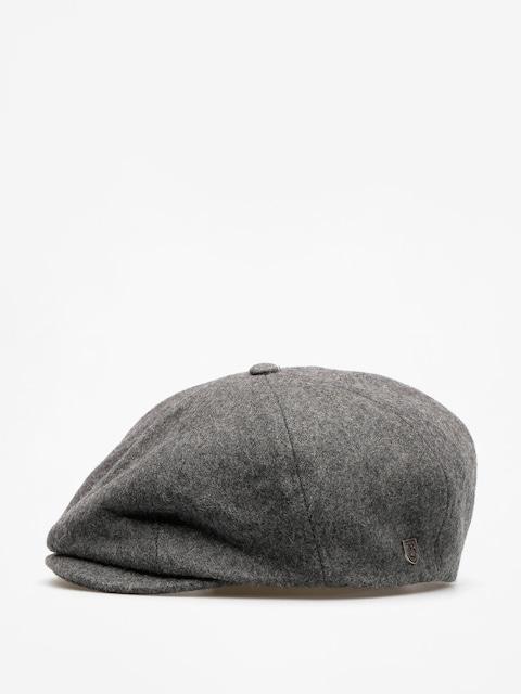 Brixton Schirmmütze Brood Snap ZD (dark grey)