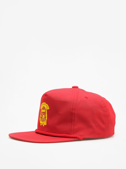 Brixton Cap Freaked Out Snap ZD (red)