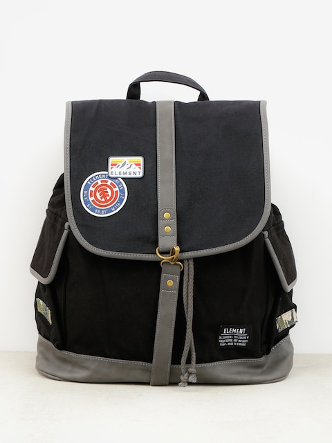 Element Backpack Belong Wmn (black)