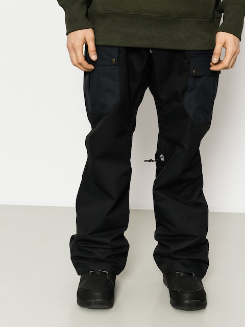 Airblaster Snowboardhose Freedom Cargo Pant (black)