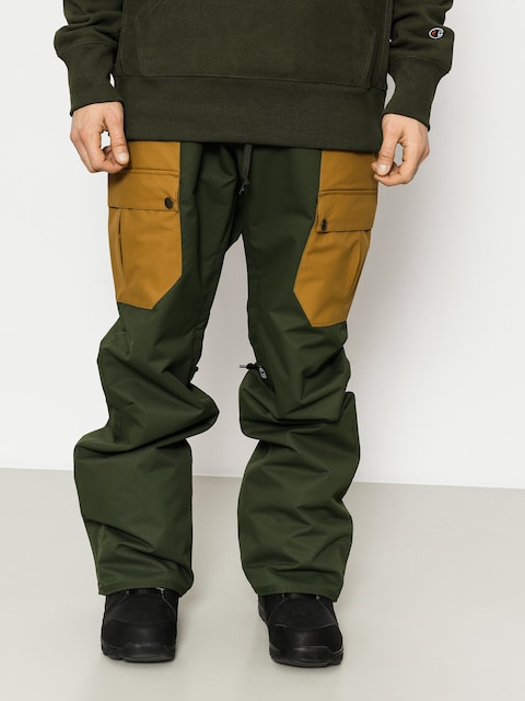 Airblaster Snowboardhose Freedom Cargo Pant (kombu green)