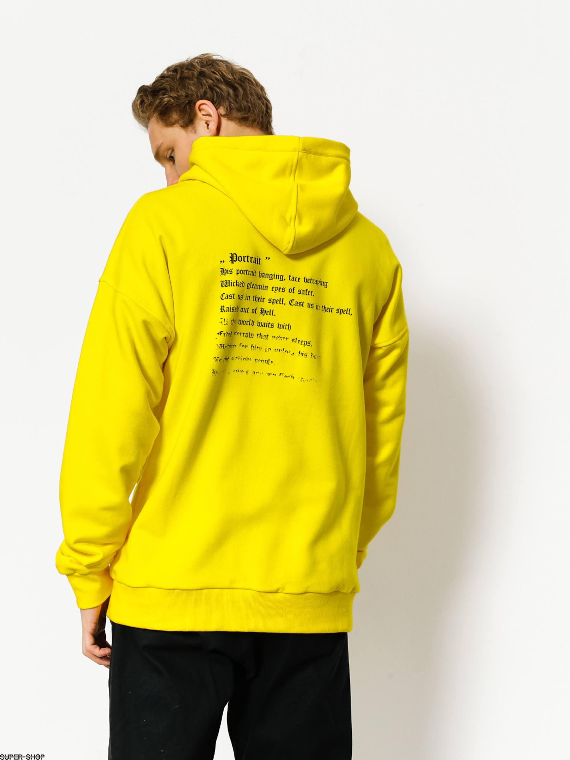 The Hive Hoody Portrait HD
