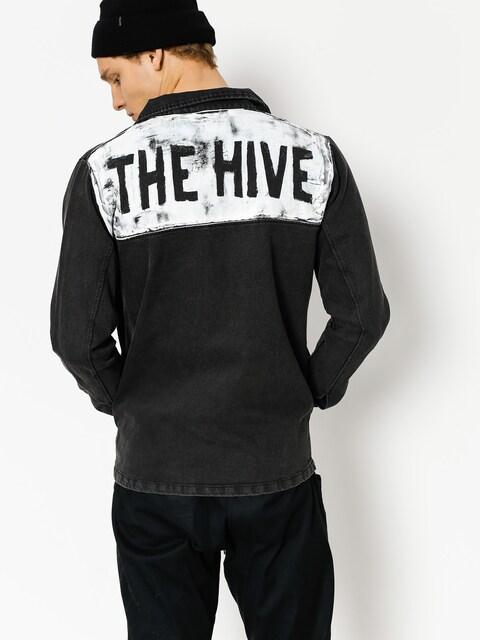 The Hive Jacke Graffiti (black)