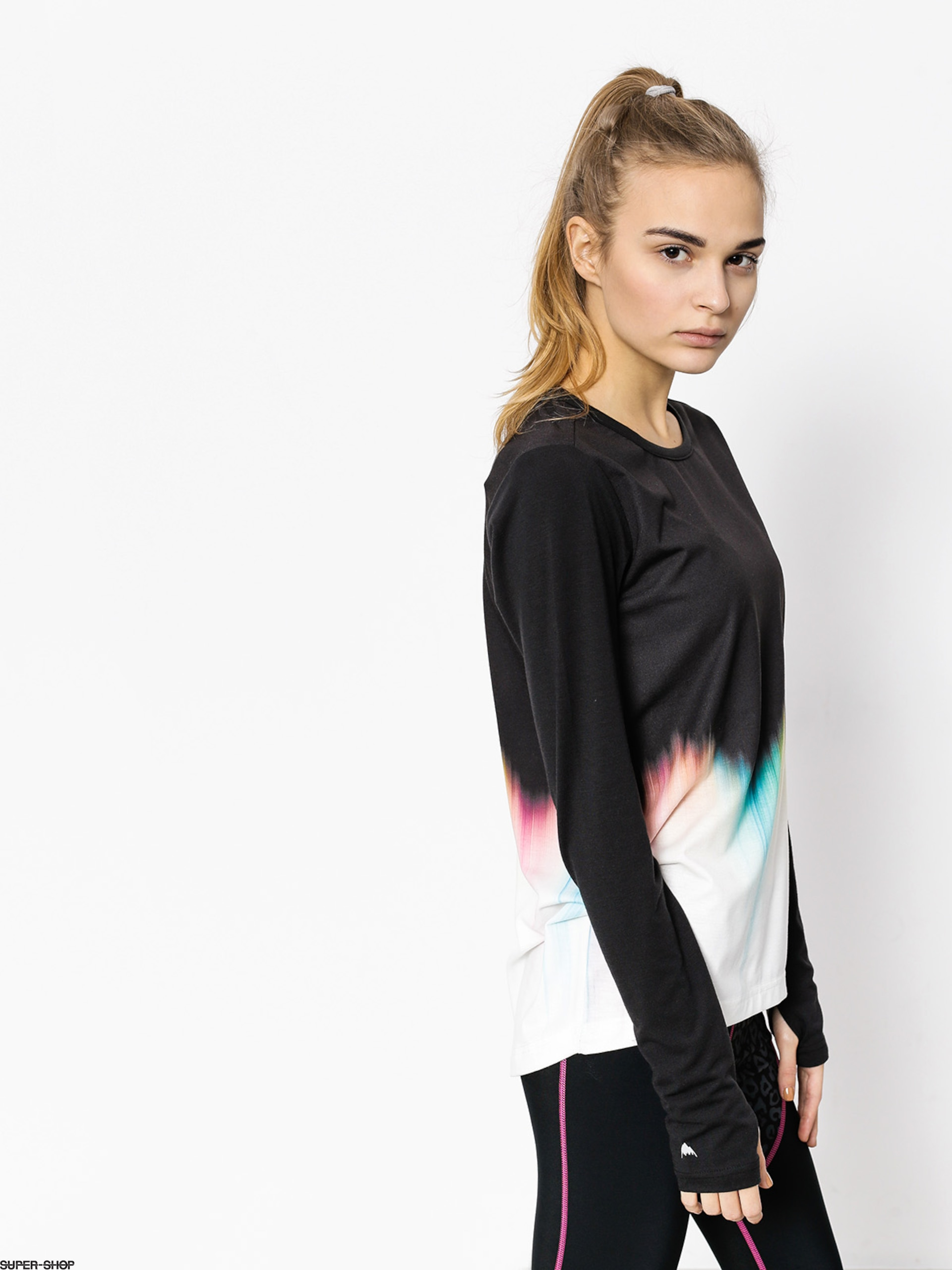 Burton Active longsleeve Tech T Wmn (accidental magic)