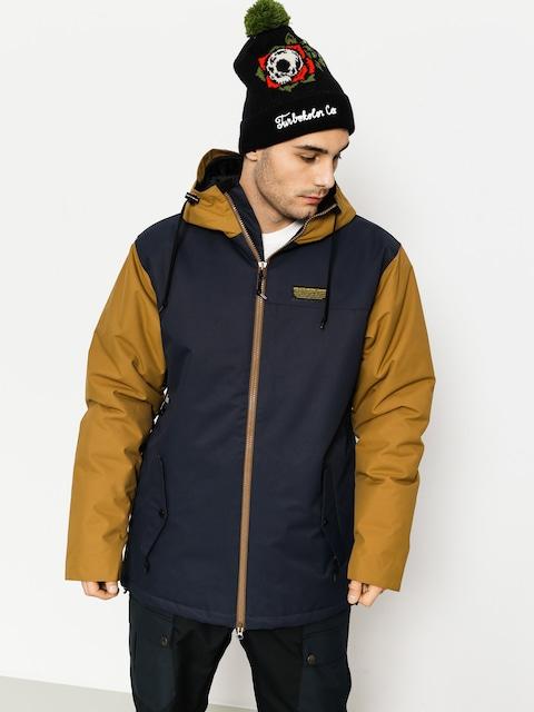 Airblaster Snowboardjacke Toaster Jacket (midnight camel)