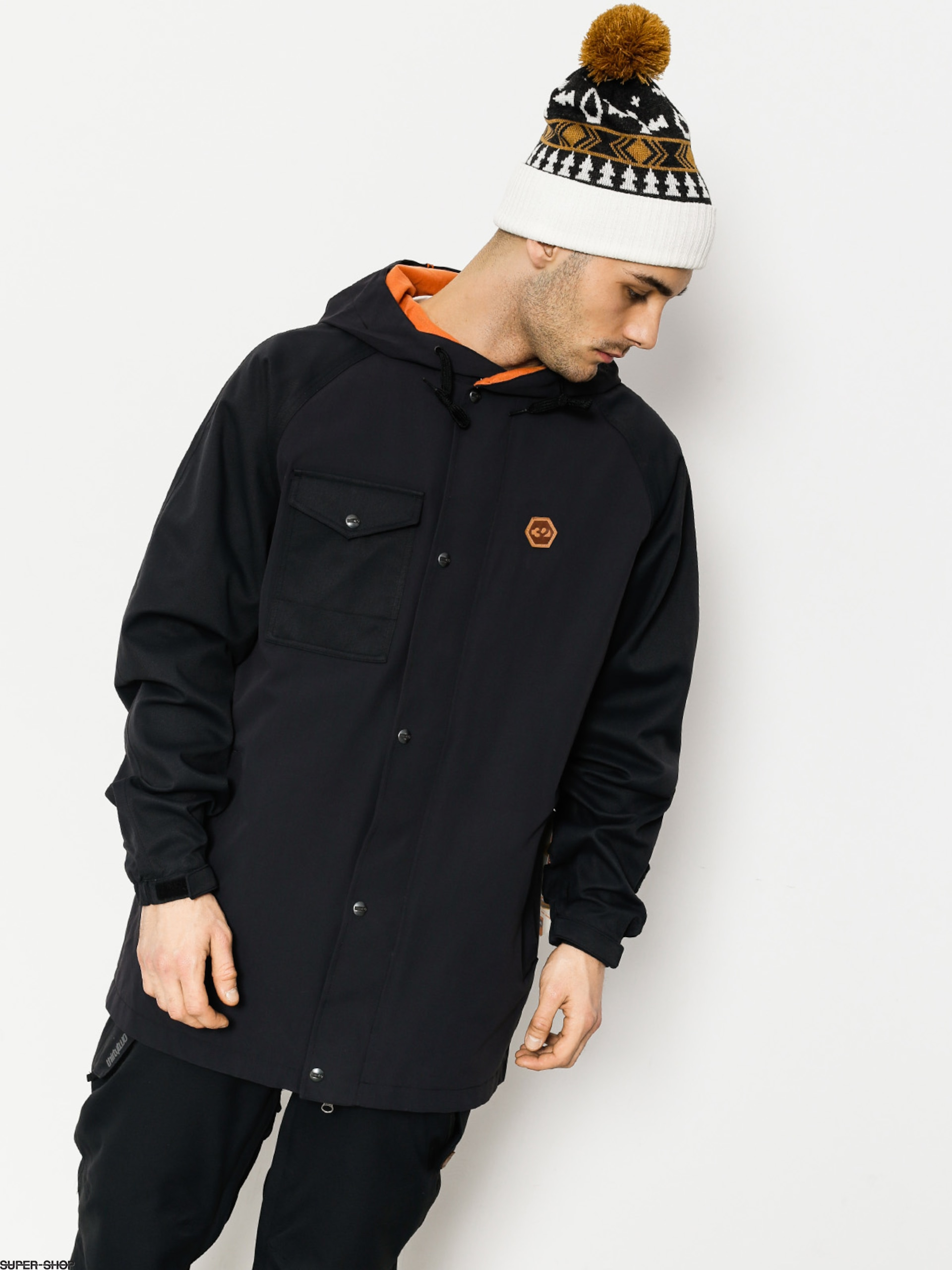 ThirtyTwo Snowboardjacke Knox (black)