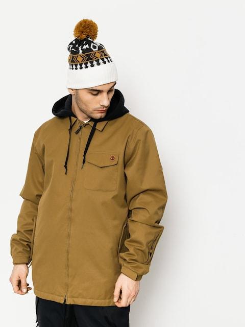 ThirtyTwo Snowboard jacket Merchant (tobacco)
