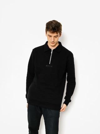 Bear HDWR Sweatshirt Racketeer Zip (black)