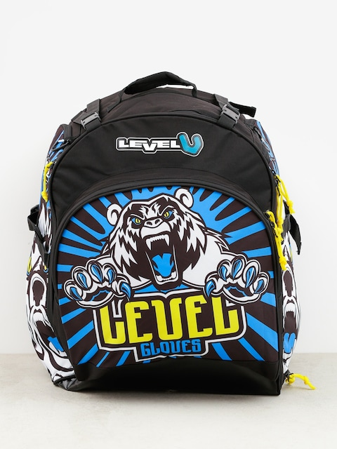Level Backpack Ski Team (black)