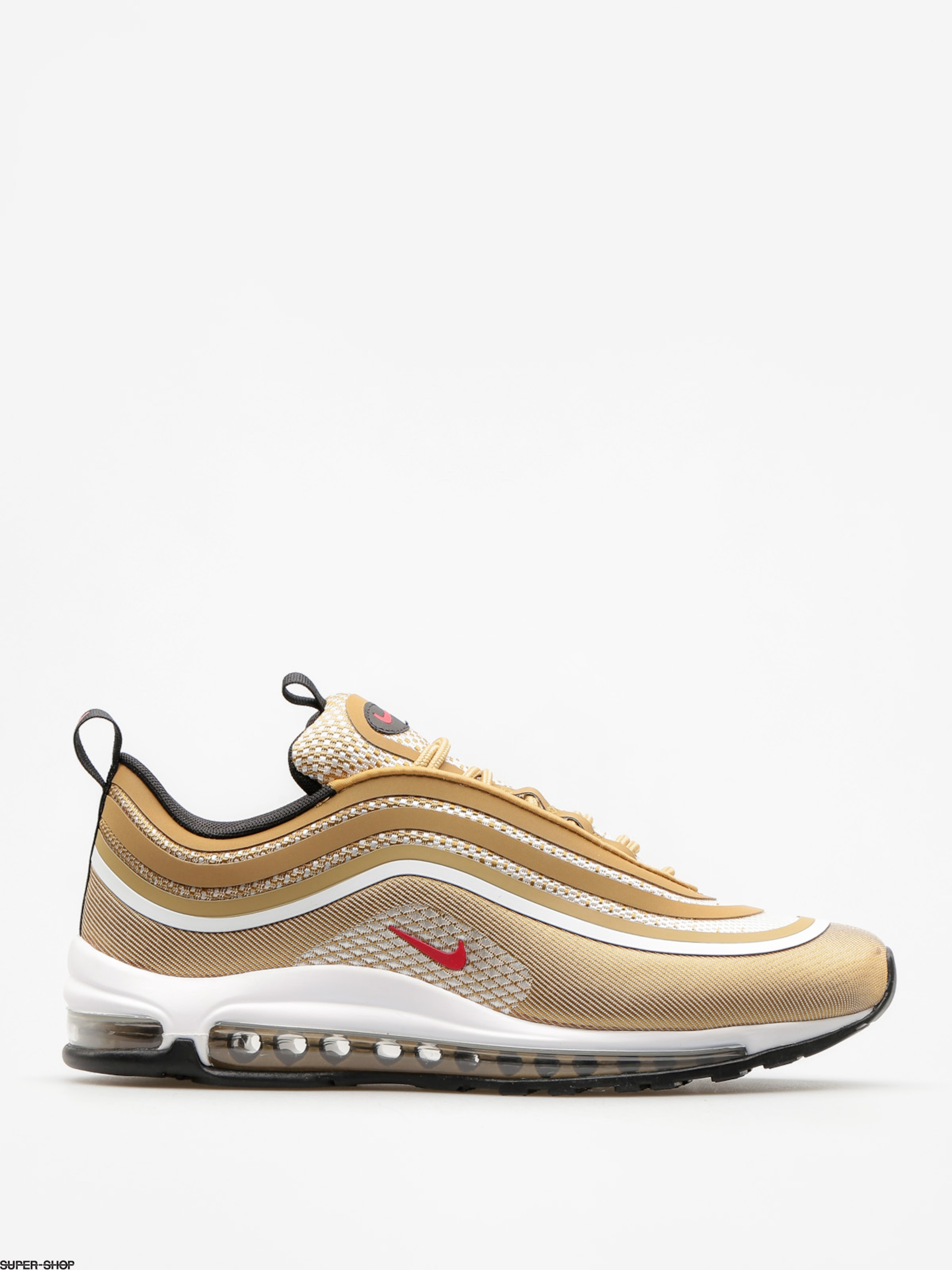 Nike Schuhe Air Max 97 Ul 17 (metallic gold/varsity red black white)