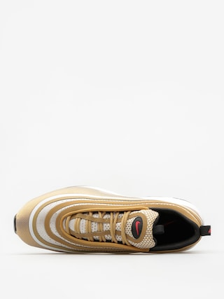 finest selection 6cb0b 1cc5c Nike Chaussures Air Max 97 Ul 17 metallic Or Or Or varsity Rouge Noir Blanc  3d4db8