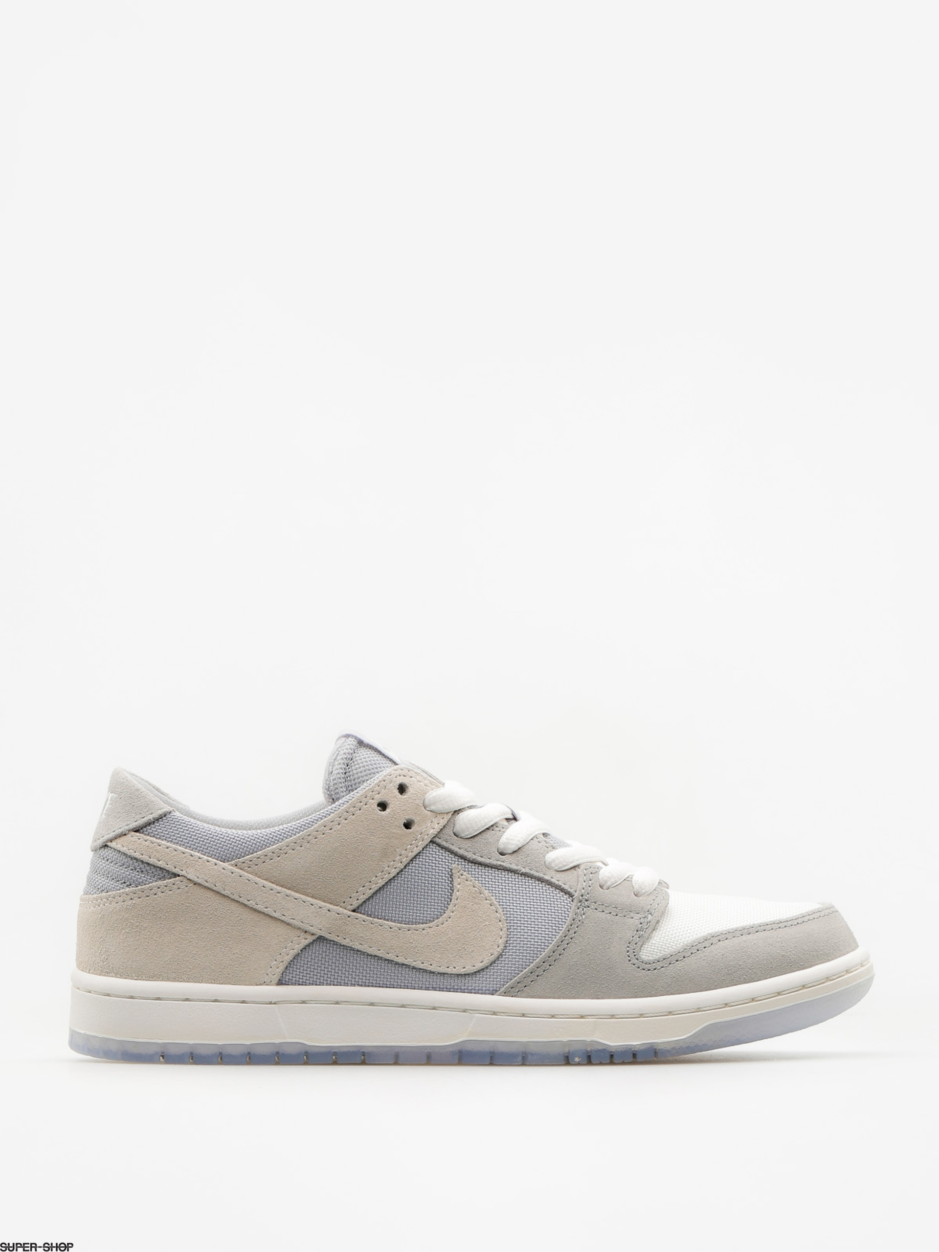 Nike SB Shoes Sb Zoom Dunk Low Pro (wolf grey/summit white clear)