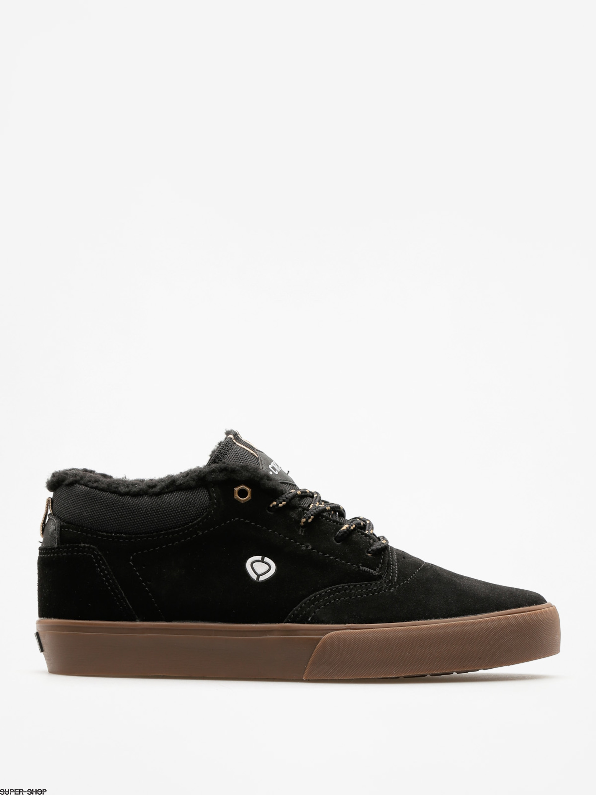 Circa Shoes Lakota Se (black/ gum/sherpa)