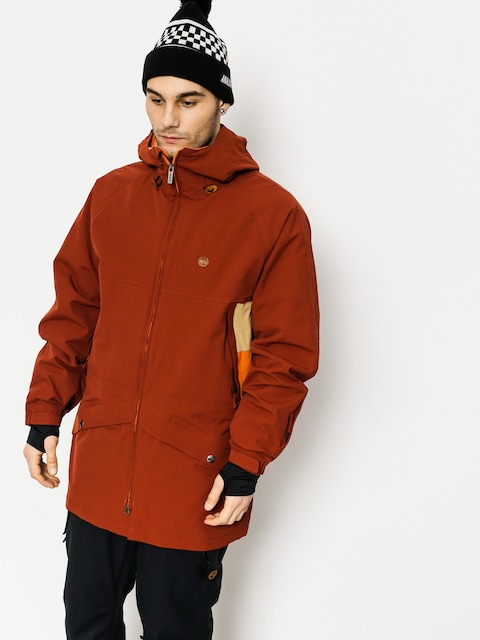 ThirtyTwo Snowboard jacket Vantage (oxblood)