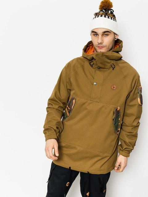 ThirtyTwo Snowboard jacket Caravan (tobacco)
