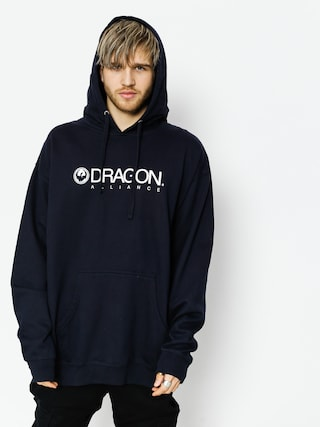 Dragon Hoodie Trademark HD (navy)