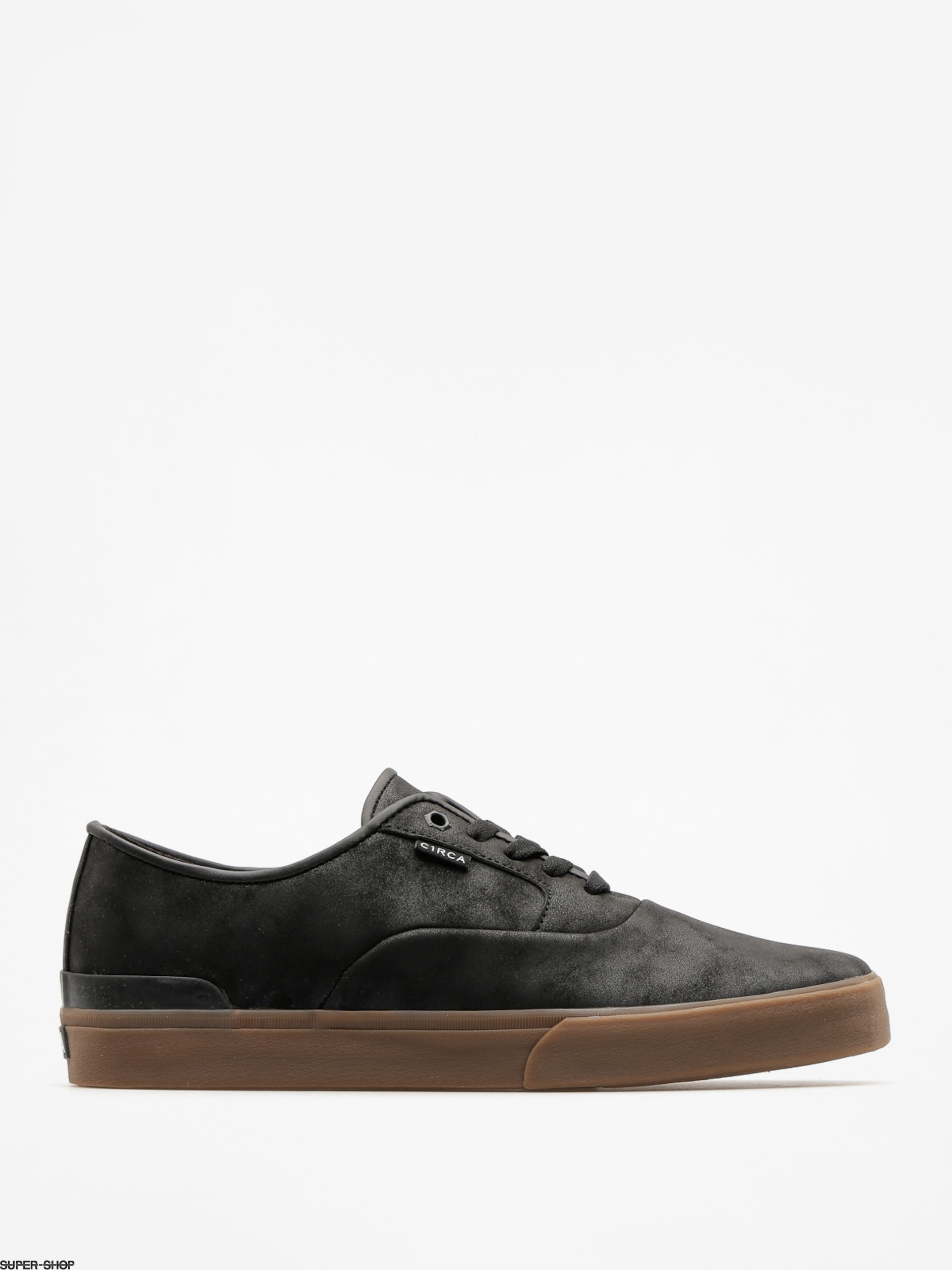 Circa Shoes Kingsley (black/gum)