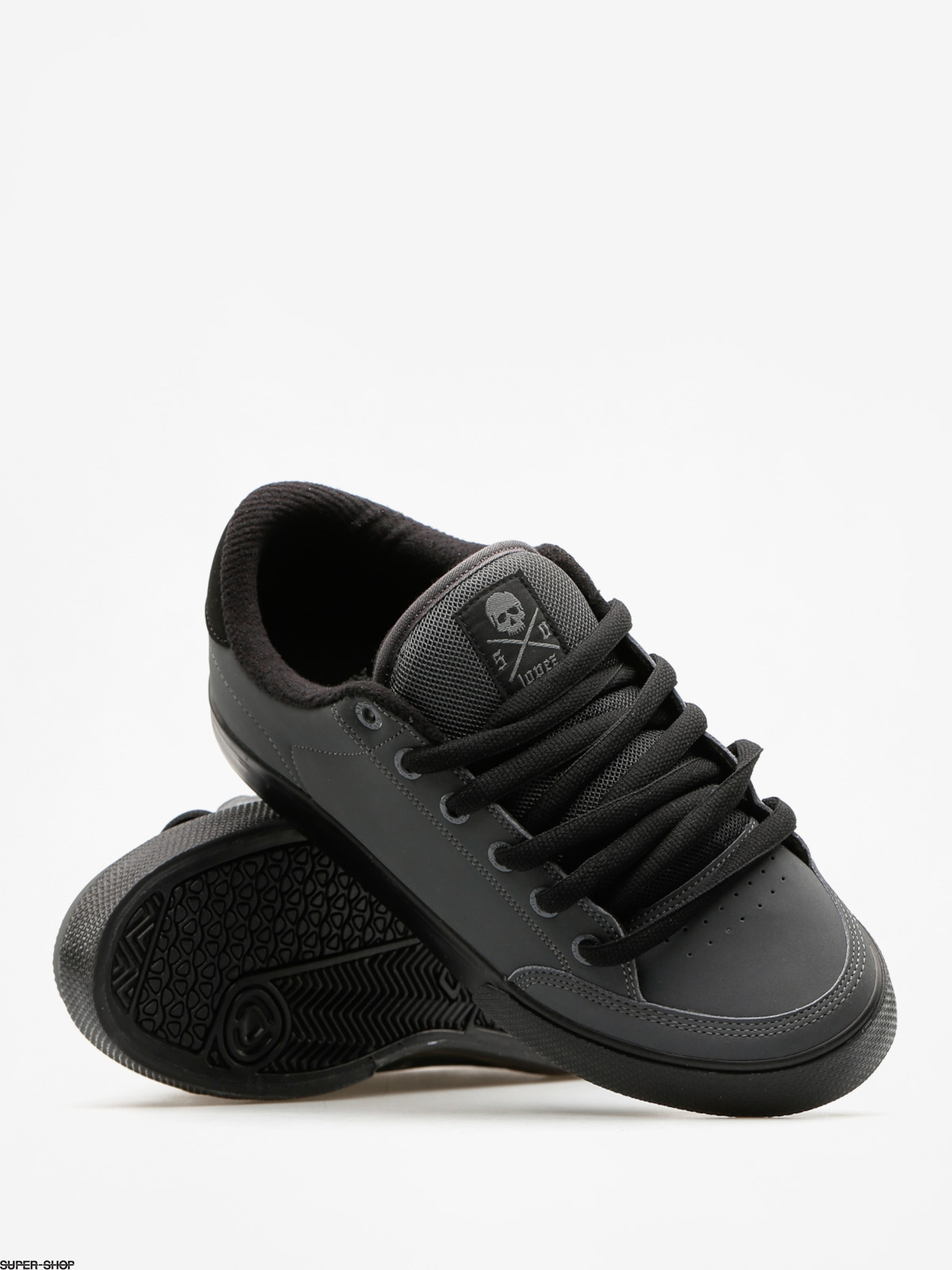 c9d1a57aeb Circa Shoes Lopez 50 (shadow black)