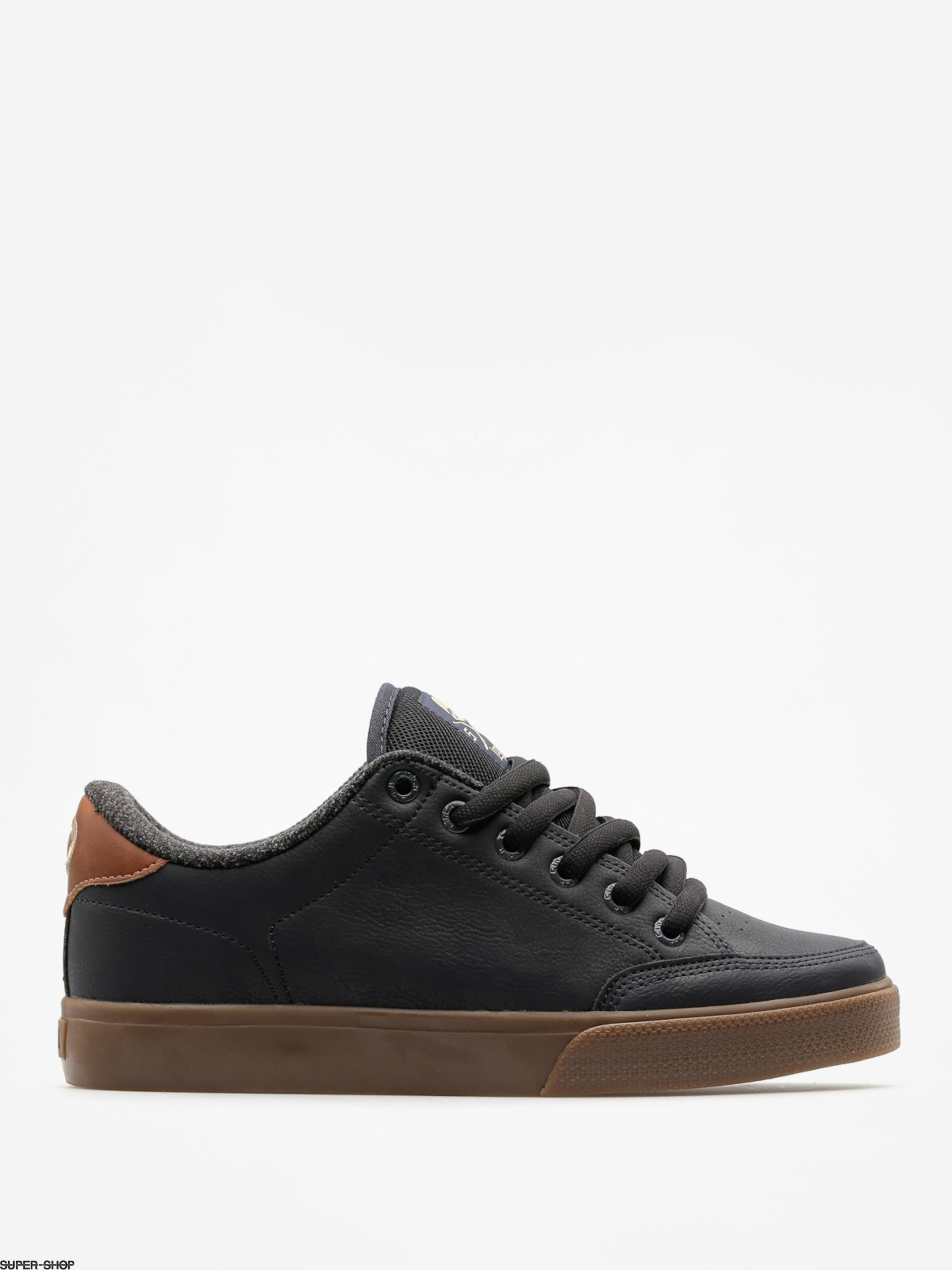 Circa Shoes Lopez 50 (dress blues/gum)