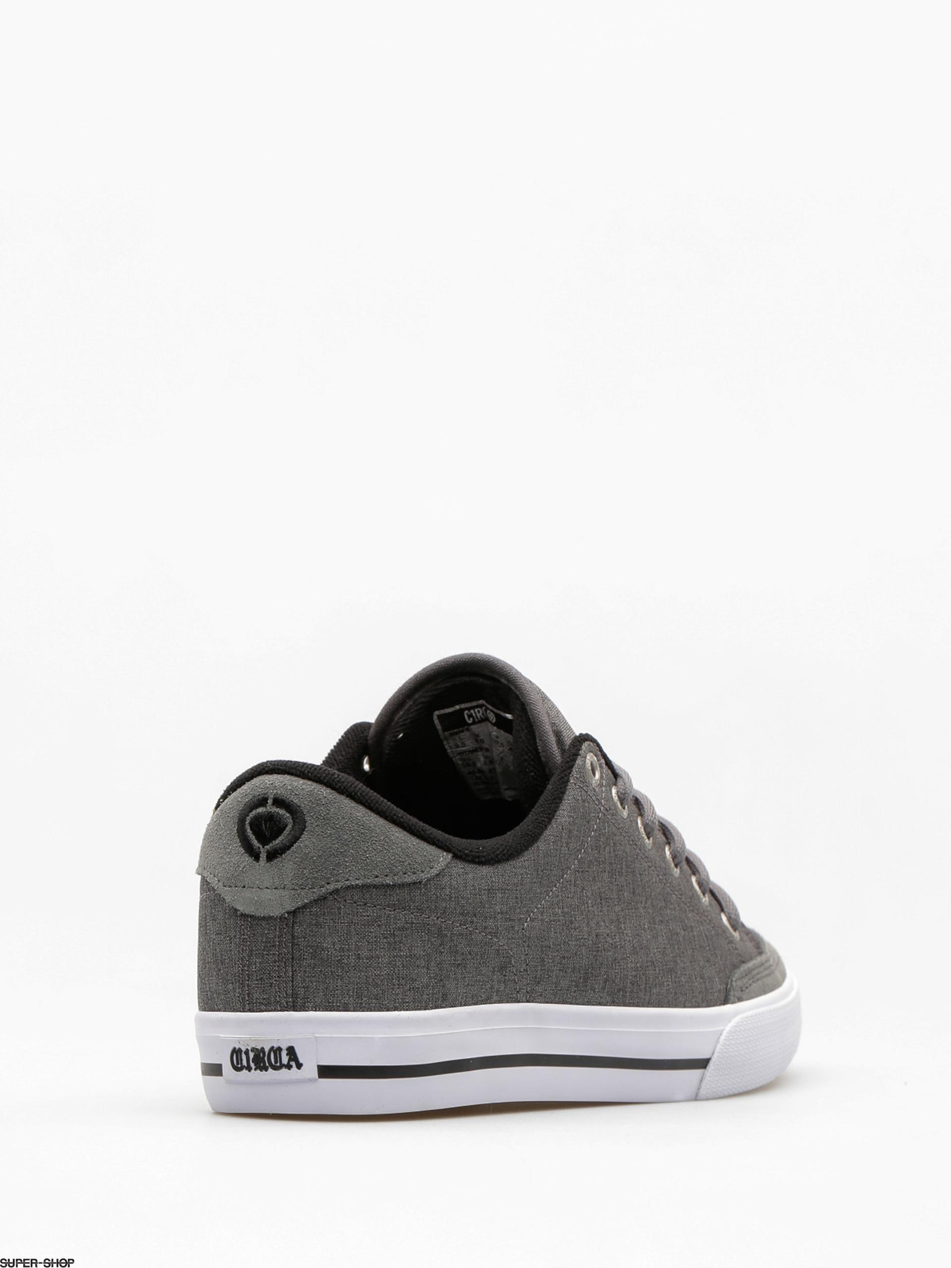 f53715d0c2 Circa Shoes Lopez 50 (charcoal white)