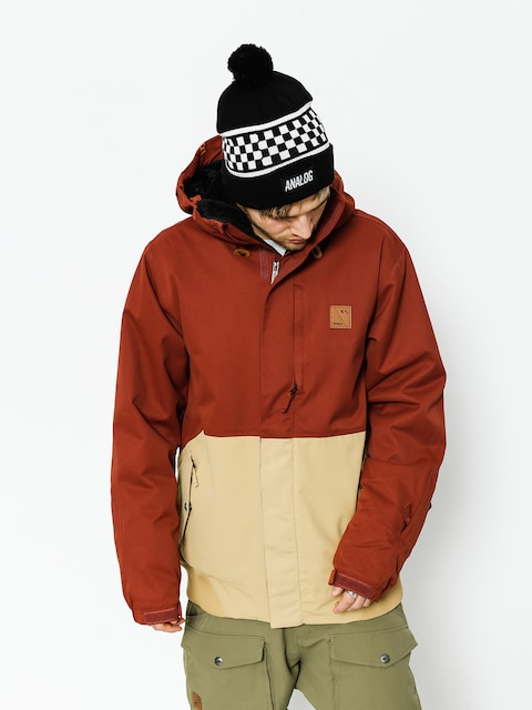 ThirtyTwo Snowboardjacke Ryder (oxblood)