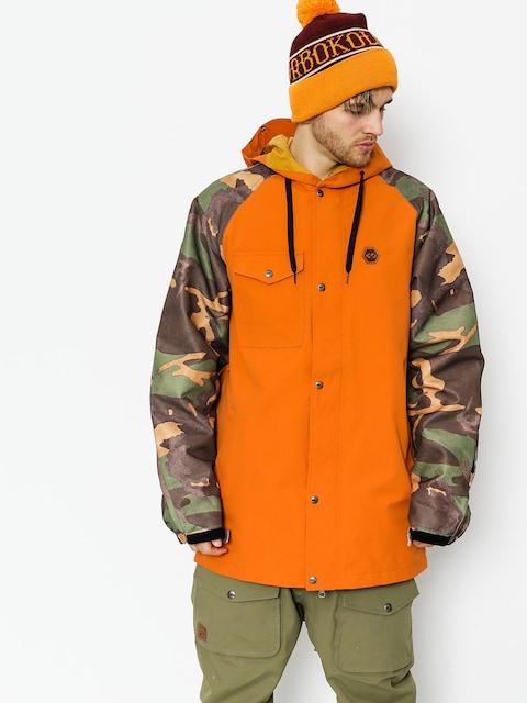 ThirtyTwo Snowboardjacke Knox (burnt orange)