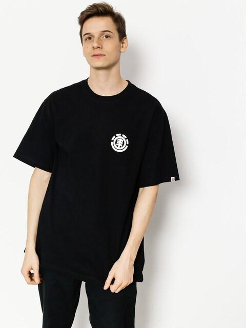 Element T-Shirt S Tee (idaho black)