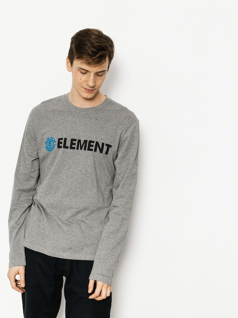 Element Longsleeve Blazin (grey heather)