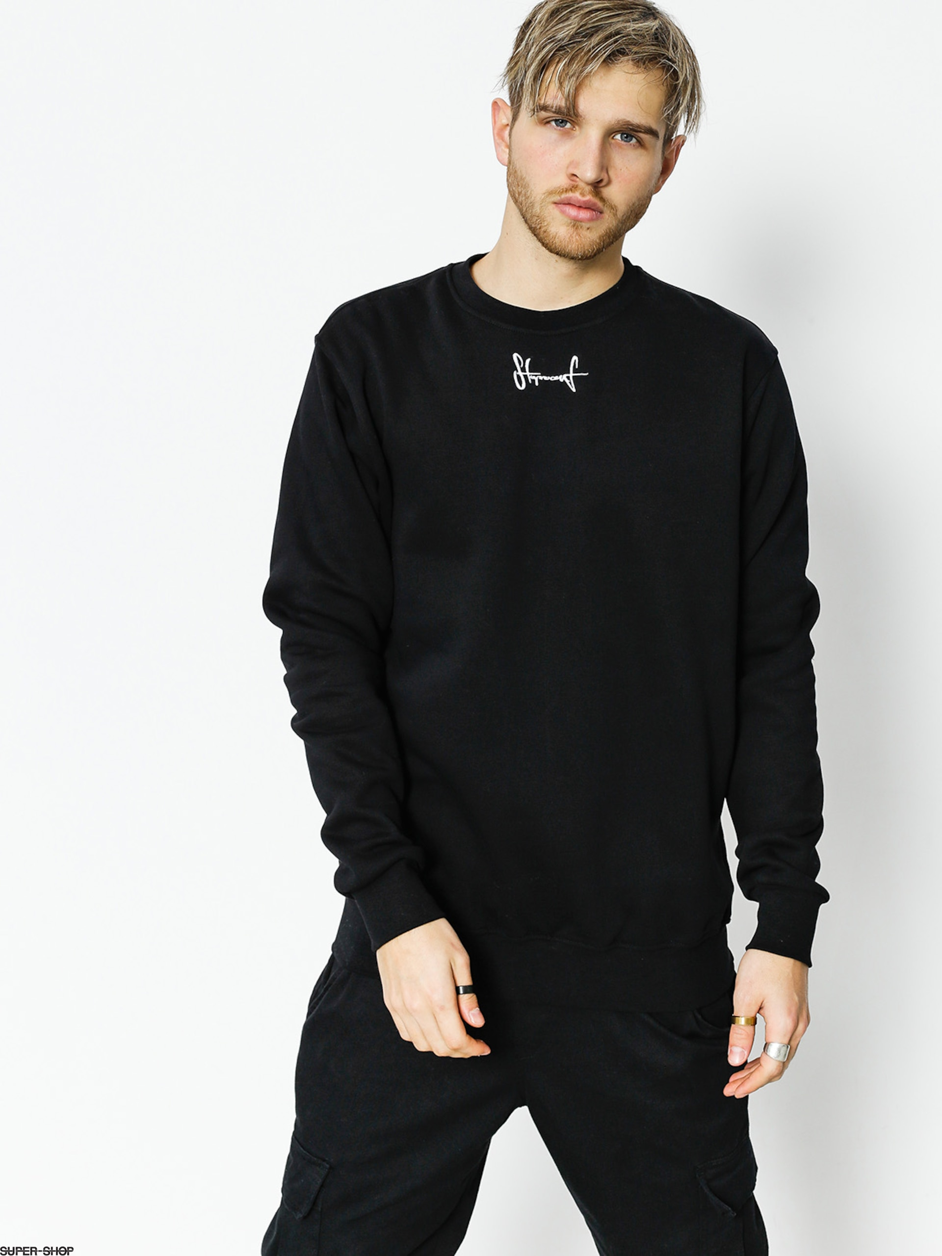 Stoprocent Sweatshirt Base 17