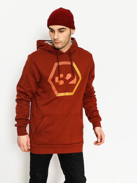 ThirtyTwo Hoody Marquee HD (oxblood)