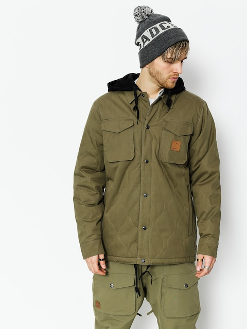ThirtyTwo Jacke Myder (fatigue)