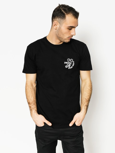 ThirtyTwo T-Shirt Hood Rats Jump Rat (black)