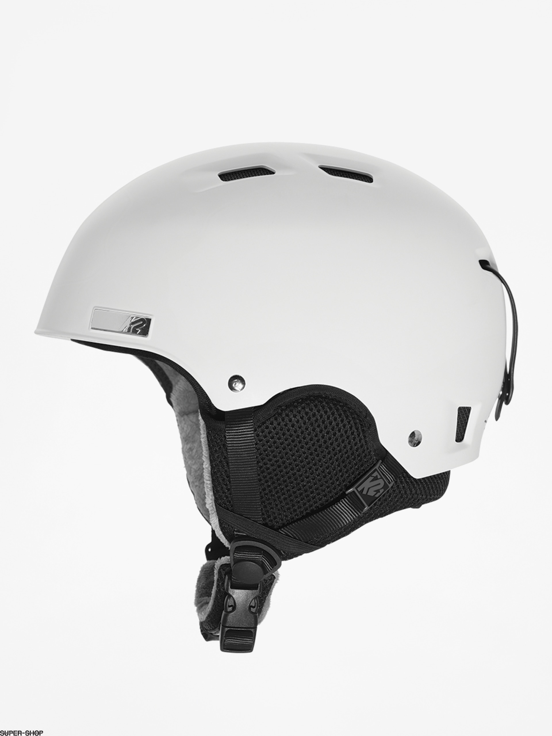 K2 Helm Verdict (white)