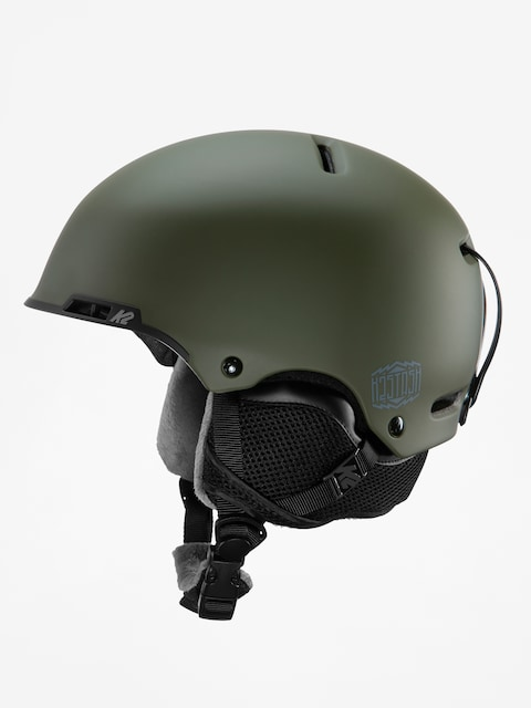 K2 Helmet Stash (woodsman green)